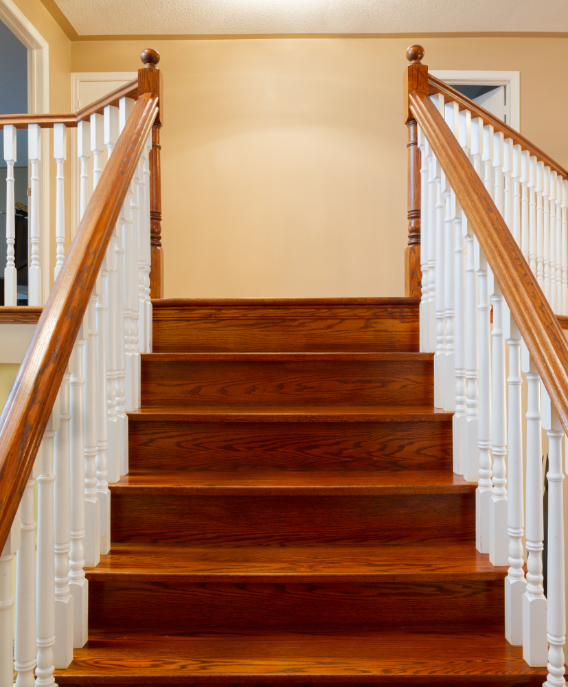 Hardwood Staircases